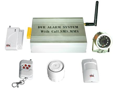 彩信GSM防盗报警器