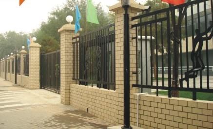 周界防盗报警系统围墙