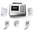GSM/PSTN双网LED防盗报警系统JD-X592